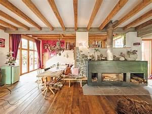 Altes bauernhaus wird zum stylischen domizil for Altes bauernhaus renovieren