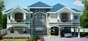 Modern Beautiful Duplex House Design – Amazing