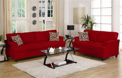 red leather sofa and loveseat red sofas and loveseats red leather sofa roselawnlutheran
