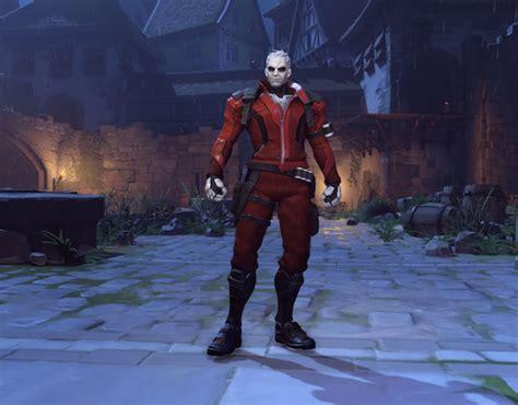 overwatch halloween skins  designs revealed
