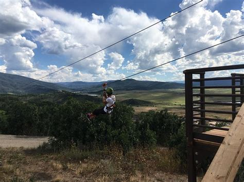 Steamboat Zipline by Top 10 Things To Do Near Wyndham Vacation Resorts