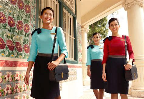 silkair cabin crew silk air unveils new cabin crew business traveller