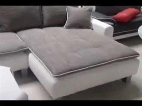 canapé d 39 angle contemporain en simili leylina com