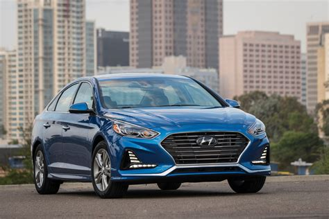 2018 Hyundai Sonata Review  Autoguidecom News