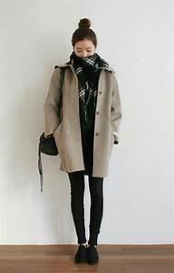 Winter Outfit Inspiration | Korean Fashion Amino
