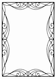 Art Nouveau Frame - Cliparts.co