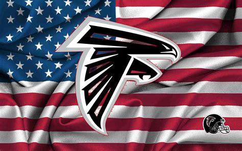 Atlanta Falcons Hd Wallpaper Usa Wrestling Logo Wallpaper Wallpapersafari