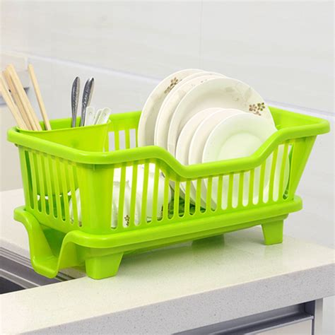 small sink dish rack kitchen sink dish cup utensil drainer drying rack holder