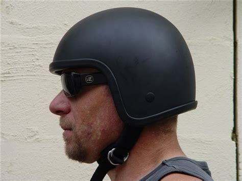 New X-rated Low Profile Skull Cap Cannonball Novelty Crash
