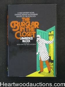 The Burglar In The Closet by The Burglar In The Closet By Block Signed