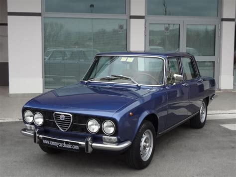 Who Owns Alfa Romeo by Alfa Romeo 2000 Berlina I Serie 1972 131cv Prezzo Venduta