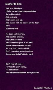 25+ best ideas about Langston hughes poems on Pinterest ...