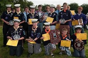 National Scouts Regatta At Draycote Water Sailing Club