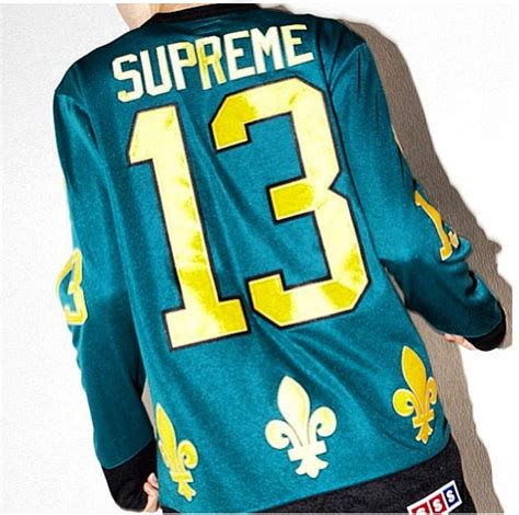 Supreme Clothing Retailers by Jersey Vntg