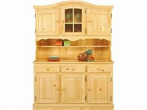 Meuble Buffet Cuisine : troc echange meuble de cuisine en pin table 6 chaises enfilade sur france ~ Teatrodelosmanantiales.com Idées de Décoration