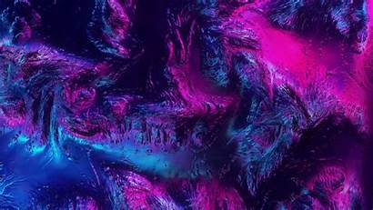 Neon Abstract Texture Dark Desktop Wallpapers Pc