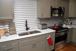 inexpensive backsplash ideas for kitchen inspired whims creative and inexpensive backsplash ideas