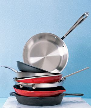 essential cookware tips   pros real simple