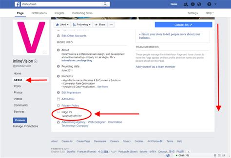 How To Find Your Facebook Page Id (january 2018) » Blog