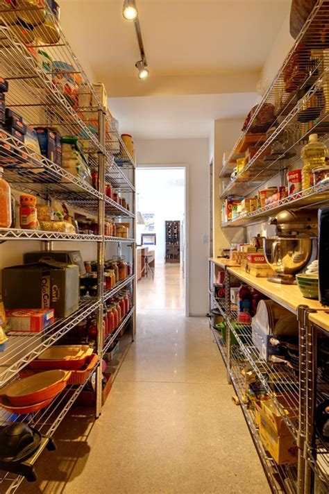 Amazing Pantry Designs by Amazing Ideas To Arrange Your Pantry Interior Design