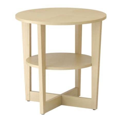 ikea side table vejmon side table birch veneer ikea