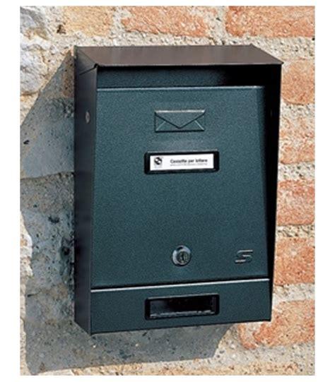 Cassetta Postale Per Esterno by Cassetta Postale Tradizionale Per Esterno Singola Silmec
