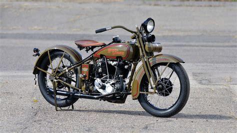 1928 Harley-davidson Jdh Twin