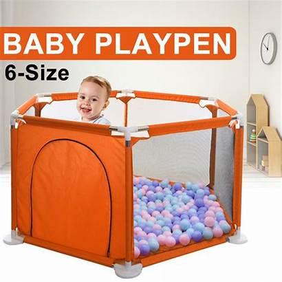 Play Yard Indoor Portable Playpen Extra Panel