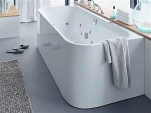 Duravit Happy D : happy d 2 freestanding bathtub by duravit design sieger design ~ Orissabook.com Haus und Dekorationen