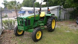 Sold John Deere 5103 Tractor W  185hrs   Pics Added