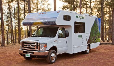 Medium Motorhome Rental Canada  Complete North America
