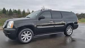 Sold 2008 Gmc Yukon 1500 Xl 4x2 Denali 6 2l 113k Black In