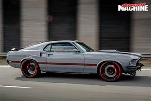 SIDCHROME 1969 MACH 1 FORD MUSTANG - EPISODE FOUR