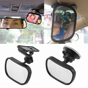 Newest Adjustable Car Rear Seat View Mirror Baby Child