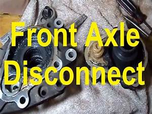 2005 Chevy Trailblazer Front Axle Diagram