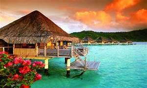 romantic resorts tahiti tahiti bora bora honeymoon beach With tahiti all inclusive resorts honeymoon