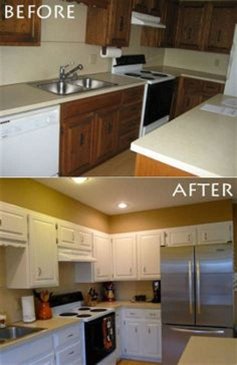 how to paint kitchen cabinets in a mobile home 1000 images about my home ideas on mobile 9925