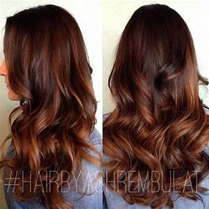 Ombré Hair Auburn : auburn highlights option maybe a slight ombre would be a good idea i will cut you ~ Dode.kayakingforconservation.com Idées de Décoration