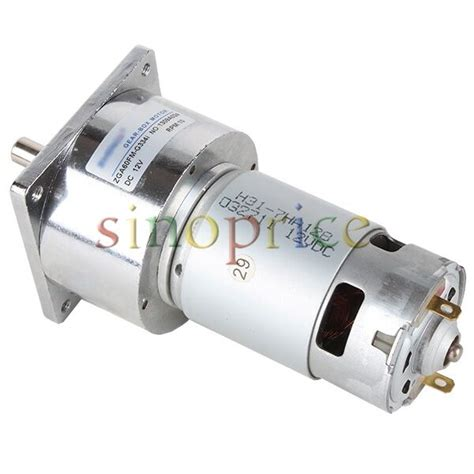 Electric Motor Torque by 12v Dc 10 Rpm High Torque Gear Box Electric Motor 3500r