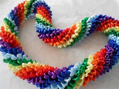 349 Best Ribbon Leis Images On Pinterest