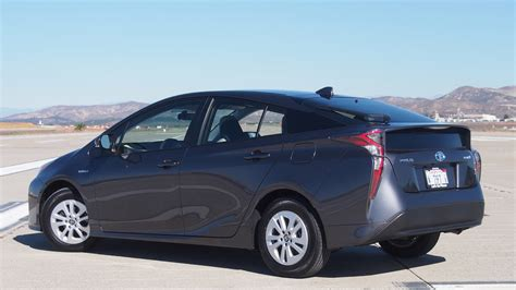 2016 Toyota Prius Mpg Ratings Now Official