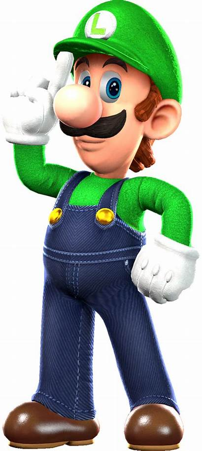 Luigi Render Super Deviantart Favourites