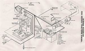 Case 530 Wiring Diagram - Case And David Brown Forum
