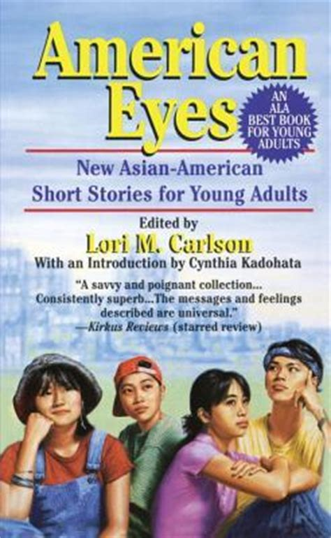 american eyes  asian american short stories  young