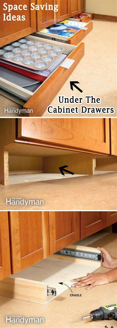 kitchen cabinet space saver ideas 11 creative and clever space saving ideas 7956