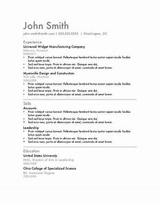 primer 7 resume template word open resume templates With how to open resume template in word