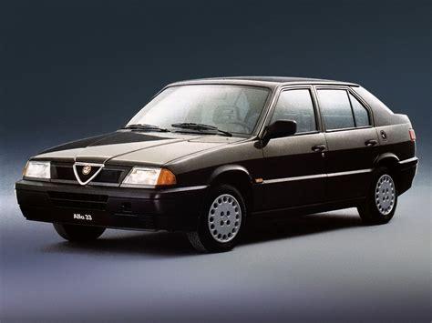 Alfa Romeo 33 Specs  1990, 1991, 1992, 1993, 1994