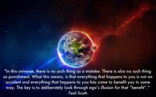 Spiritual Universe Quotes