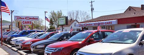 Used Car Dealers by Dan Goben Used Cars In Green Bay Wi