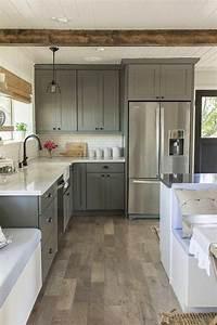 Cuisine Repeinte En Blanc : comment repeindre une cuisine id es en photos ~ Melissatoandfro.com Idées de Décoration